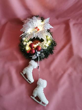 501 Venček vianočný Ø 20